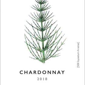 Etiqueta botella Chardonnay F. Schatz